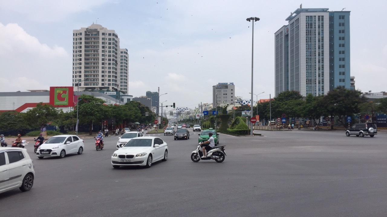 Chuyển nhượng 2 lô đất mặt đường Khu phân lô - lô 20B tuyến 2 Lê Hồng Phong,  Ngô Quyền, Hải Phòng.