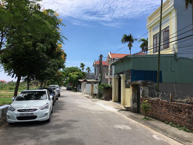 Cần bán gấp lô đất mặt ngõ đường Cát Linh, Tràng Cát, Hải An, Hải Phòng