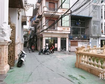 Bán nhà ngõ 5 Hoàng Quốc Việt, CẦU GIẤY- 55m2 -5 Tầng, gara Ôtô, nhà MỚI**- 6.1 Tỷ
