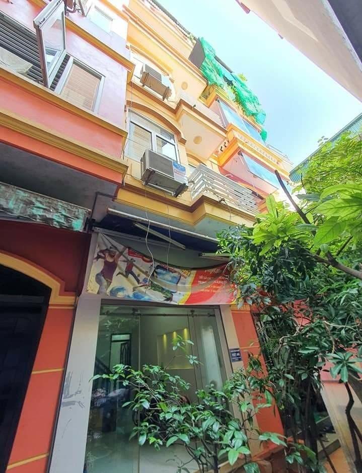 Bán nhà Đào Tấn Ba Đình, 35m, 5 tầng, giá 2,9 tỷ