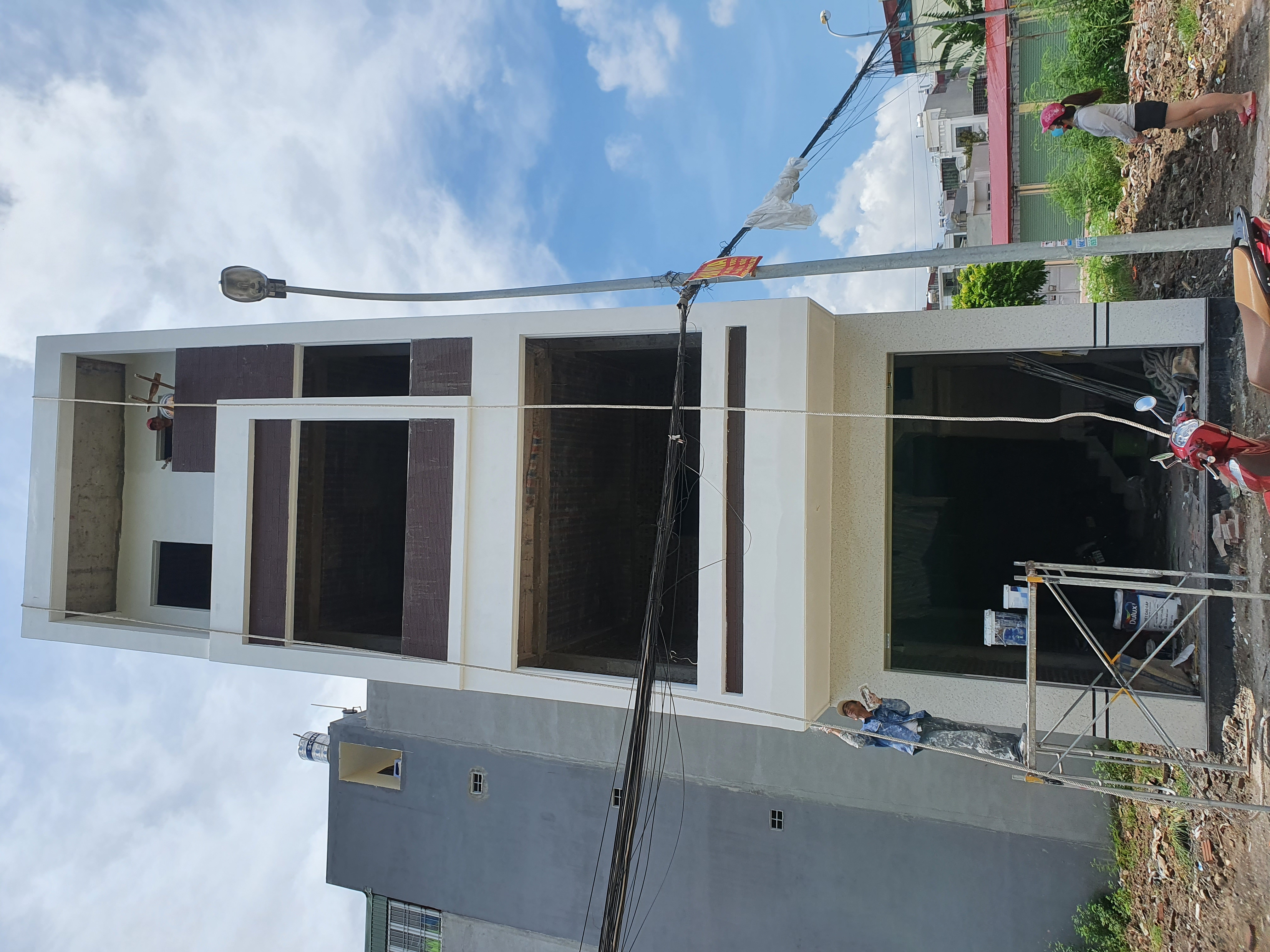 Bán GẤP nhà 4 tầng xây THÔ khu TĐC Cây Đa 13 Gốc Đằng Giang, Ngô Quyền, Hải Phòng