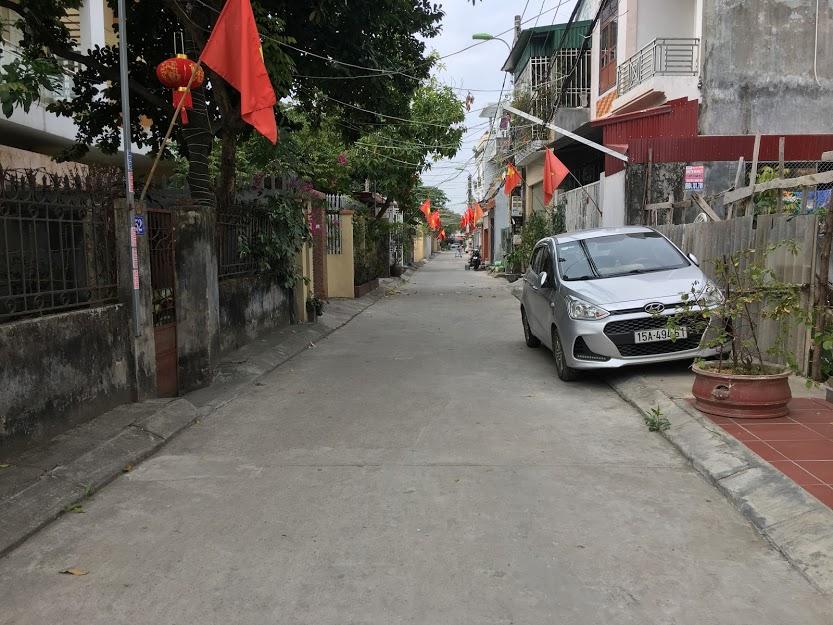 Cần bán gấp lô đất cạnh UBND phường, trường cấp 1, 2 Thành Tô, Hải An, Hải Phòng.