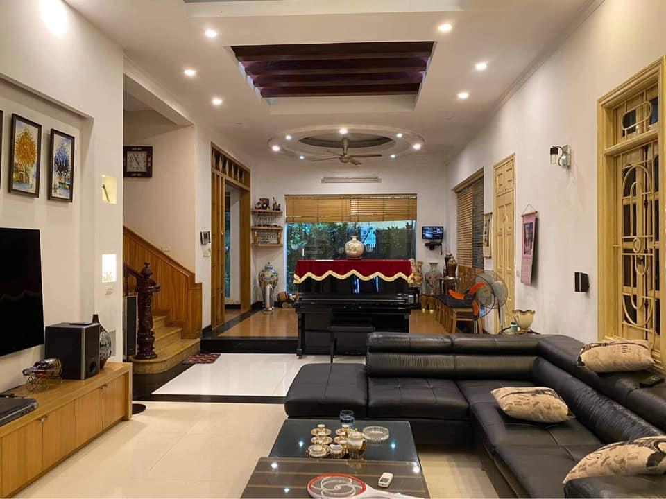 Bán Biệt Thự siêu đẹp KĐT Bắc Linh Đàm, sống đẳng cấp, 248m2, giá 21.6 tỷ.