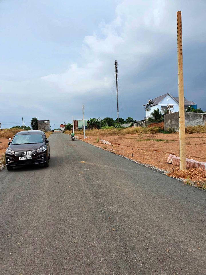 Bán đất mặt tiền chợ Tân Phước và trường học cấp 1,2 kinh doanh vạn nghành 5x30m