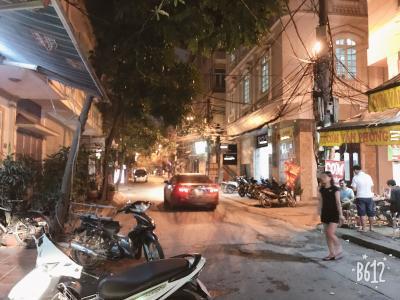 Bán nhà ngõ 1 Phạm Tuấn Tài, Cầu Giấy- 49m2- 6 TẦNG, gara Ôtô, Phân lô, Kdoanh*- 8,6 tỷ