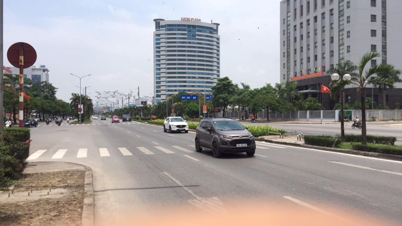 Chuyển nhượng lô đất mặt đường tái định cư tuyến 2 Lê Hồng Phong, Ngô Quyền, Hải Phòng.