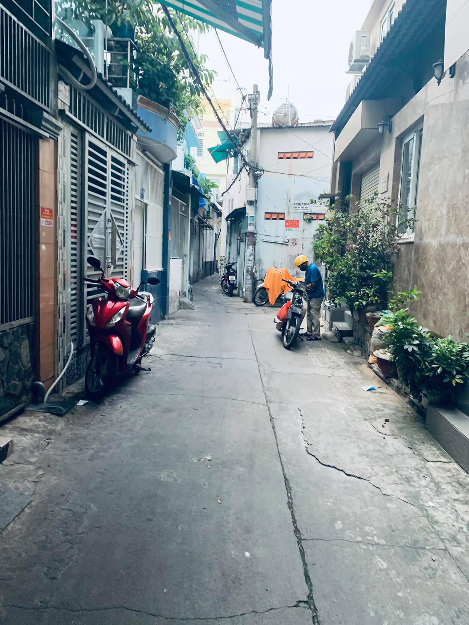 Hiếm,MT KD,63M2, 4X16X3T,Chu Văn AN,TânThành,TP CHỈ 8.5 TỶ