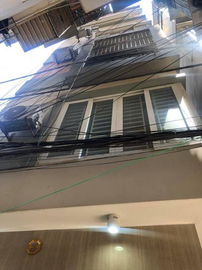 Nhà đối diện ĐH Ngoại Ngữ, lô góc, 43m, 5 tầng mới cứng, 4 tỷ. LH 0971026688.