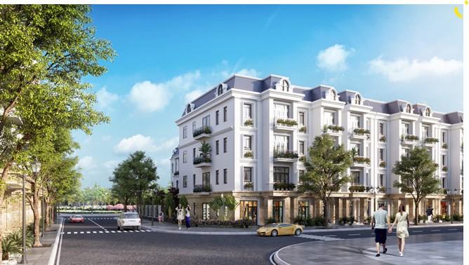 156M2 đất biệt thự sân vườn -khu đô thị Đream Home Quảng Bình