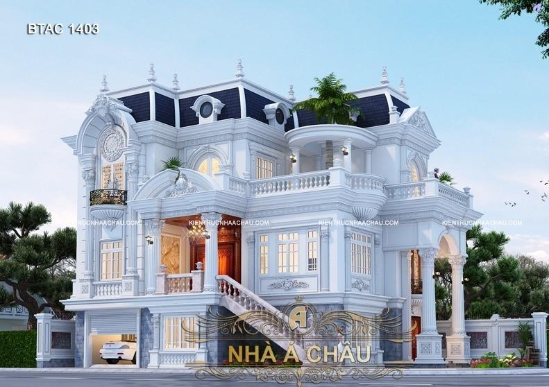 Sỡ hữu biệt thự 3 tầng  siêu đẹp giá chỉ 30tr/m2