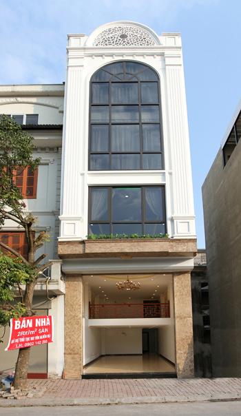 Bán nhà mặt phố đẹp như KS 5* 57m2 tại Chu Huy Mân, Long Biên, HN (Đường chính vào Vinhomes LB)