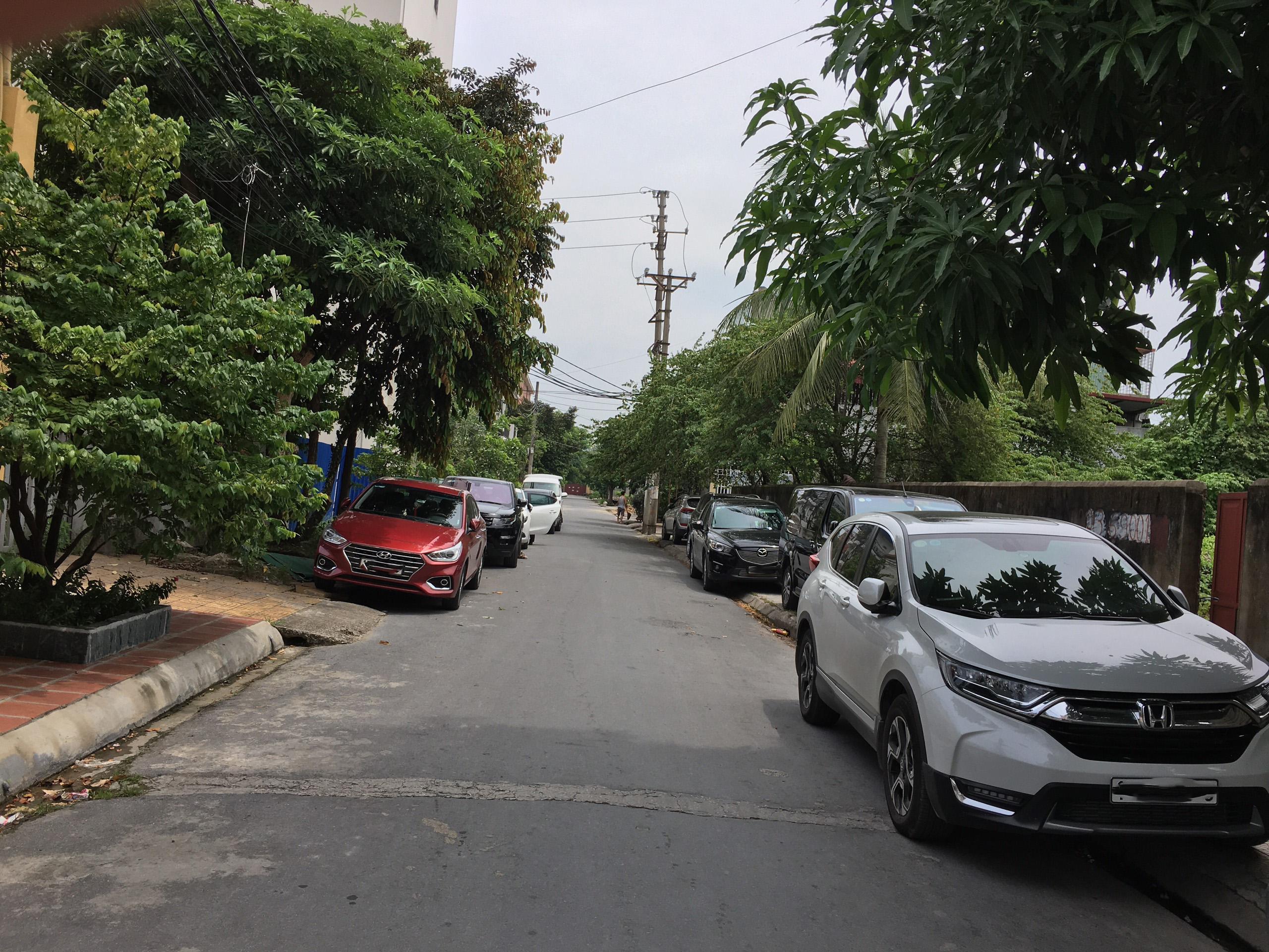 Bán biệt thự mặt đường 9m Đằng Lâm, Hải An, Hải Phòng.
