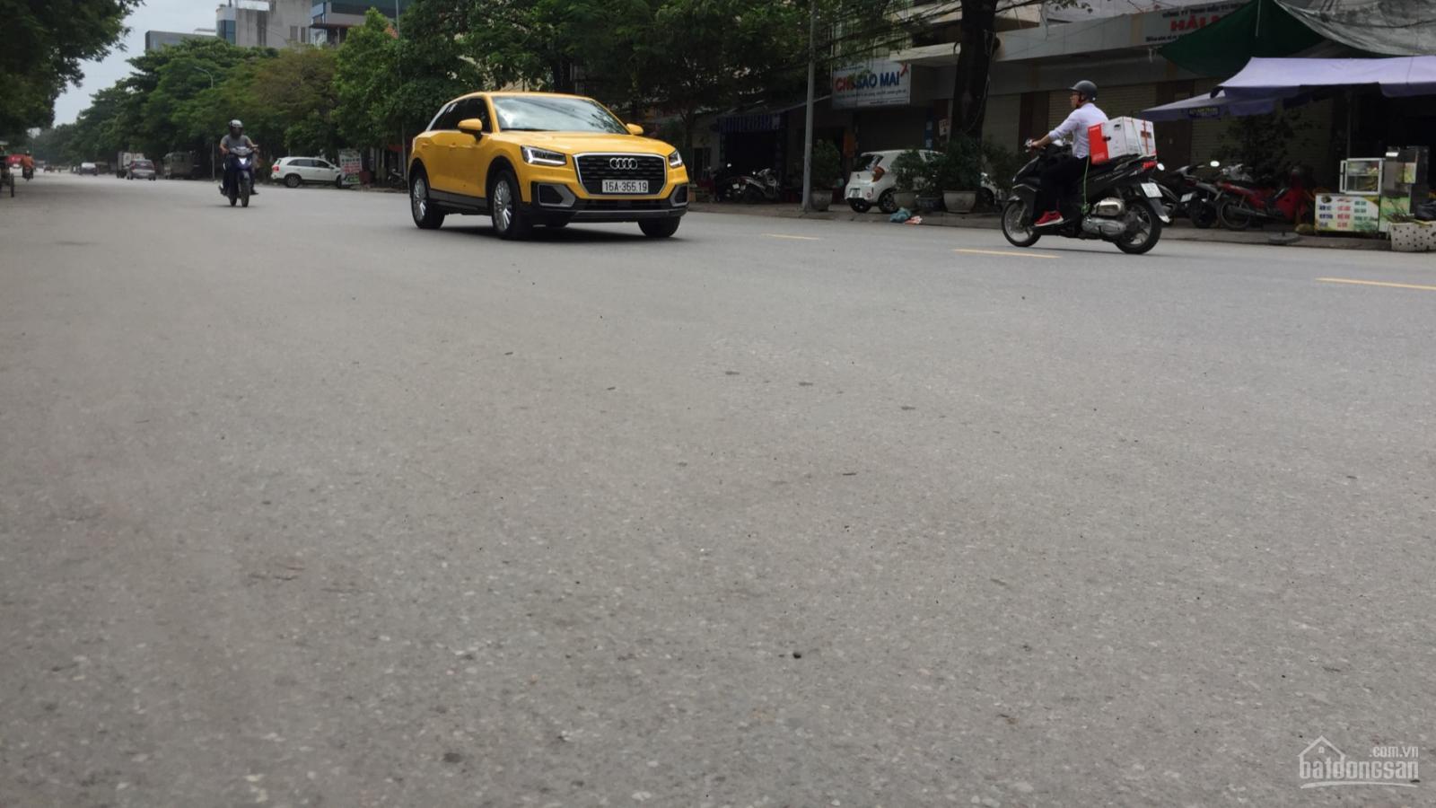 Chuyển nhượng lô đất mặt ngõ đường Đà Nẵng, Ngô Quyền, Hải Phòng