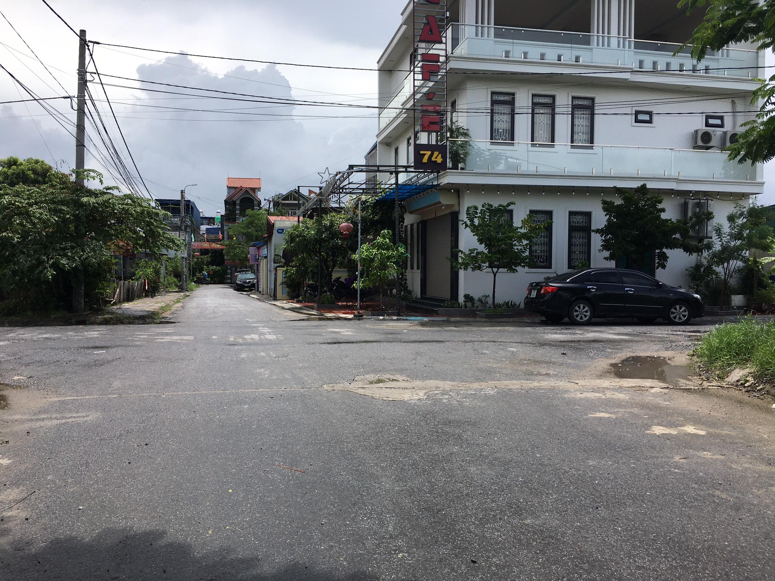 Bán nhanh lô đất mặt đường Kiều Hạ, Đông Hải 2, Hải An, Hải Phòng.