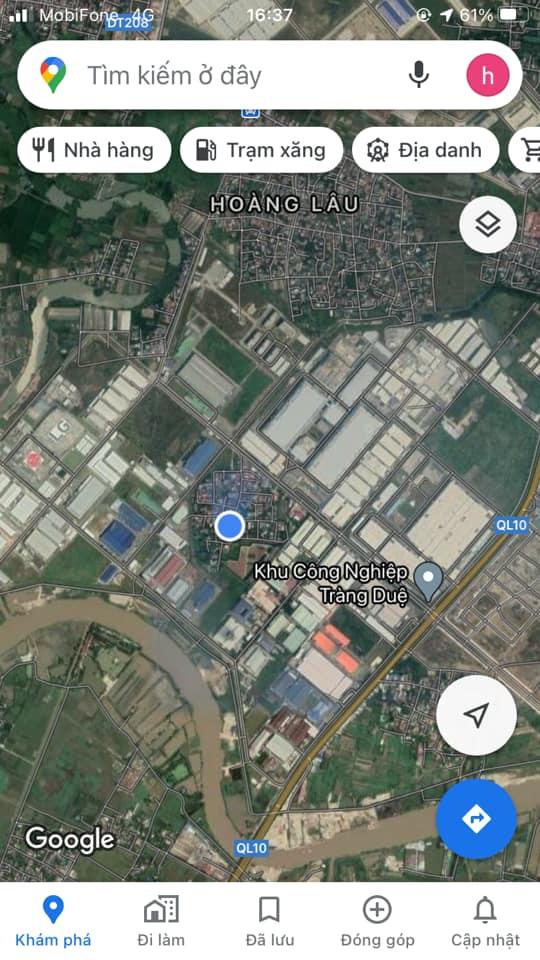 Bán 379m2 đất tặng biệt thự 120m xây thô, 2mặt ngõ ô tô vào thoải mái tại Đồng Xuân, Hồng Phong, An Dương, Hải Phòng