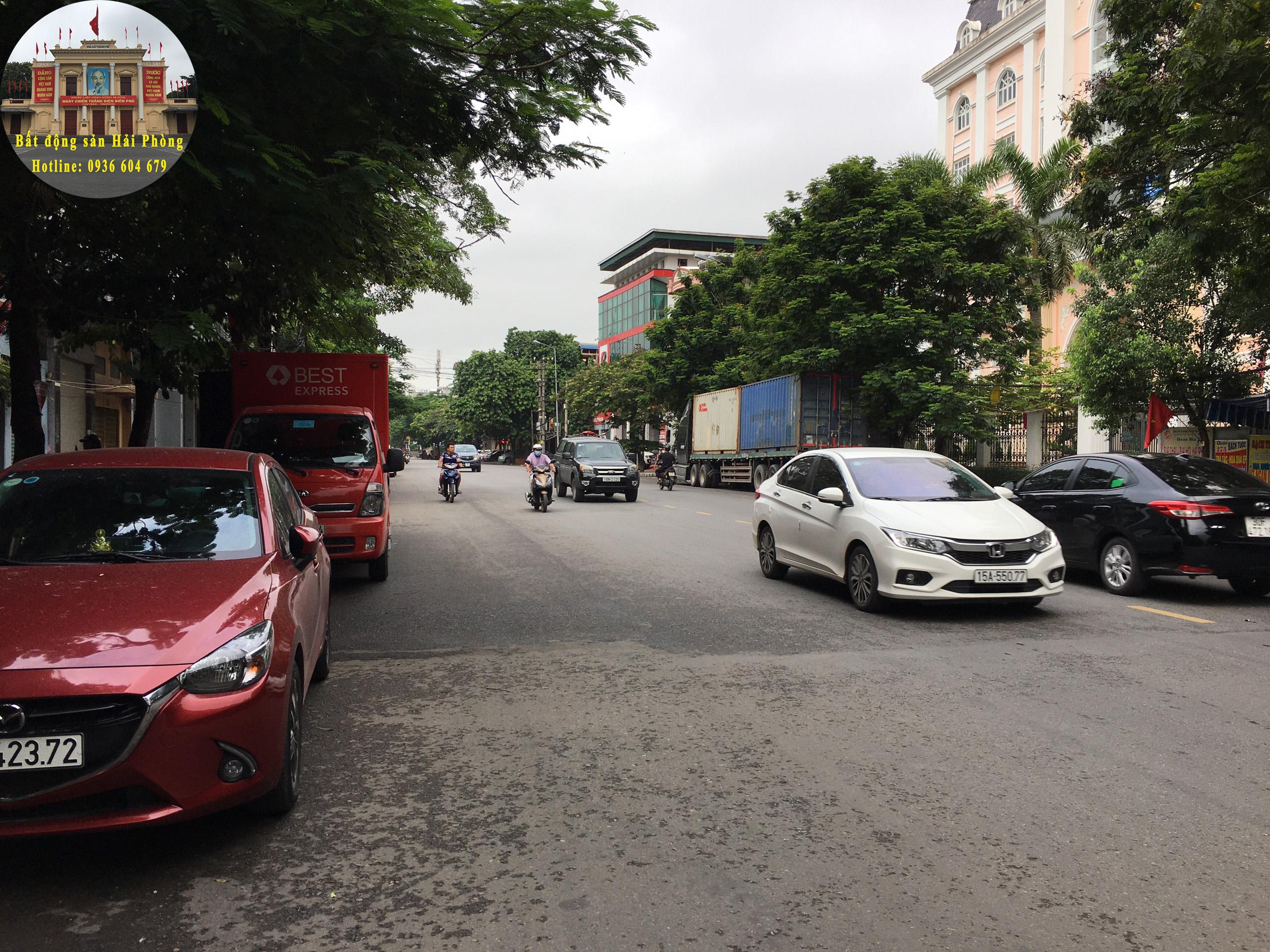 Chuyển nhượng 2 căn nhà cấp 4 liền kề mặt đường Lê Thánh Tông, Ngô Quyền, Hải Phòng