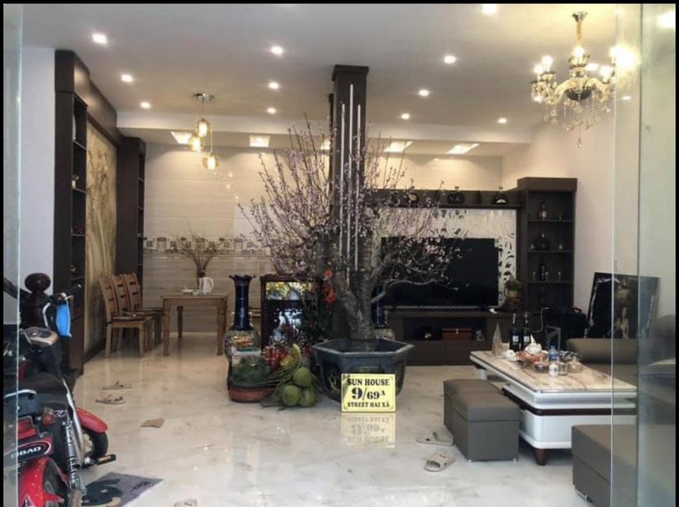 Cần bán gấp nhà 5 tầng đẹp, xây độc lập mặt ngõ Miếu Hai Xã, Lê Chân, Hải Phòng