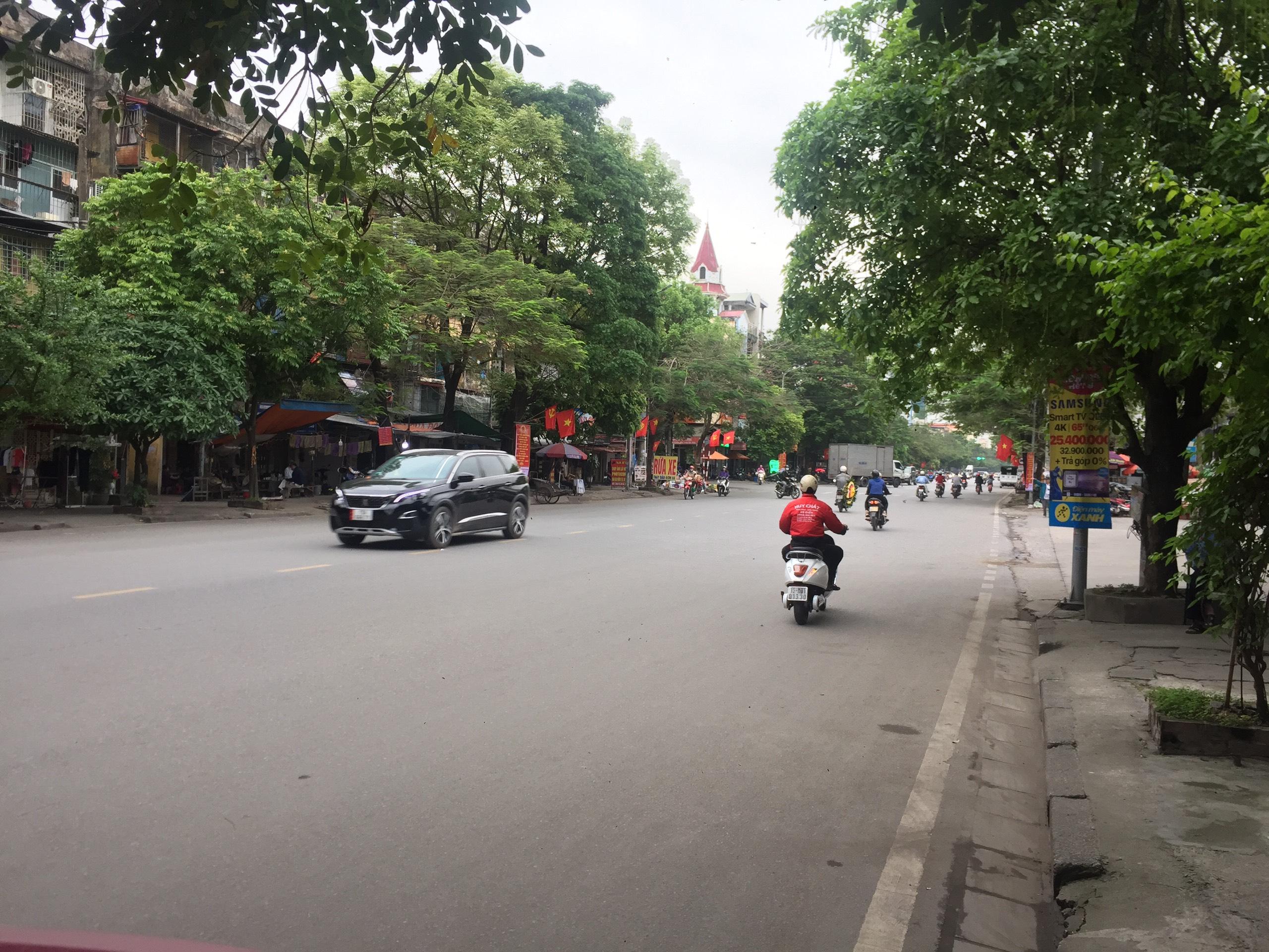 Chuyển nhượng lô đất tuyến 2 mặt đường bao Trần Hưng Đạo, Đông Hải 1, Hải An, Hải Phòng.