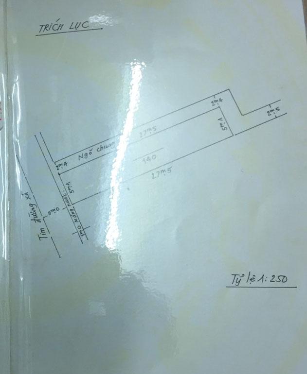 Chuyển nhượng lô đất mặt đường Hạ Đoạn 3, Đông Hải 2, Hải An, Hải Phòng
