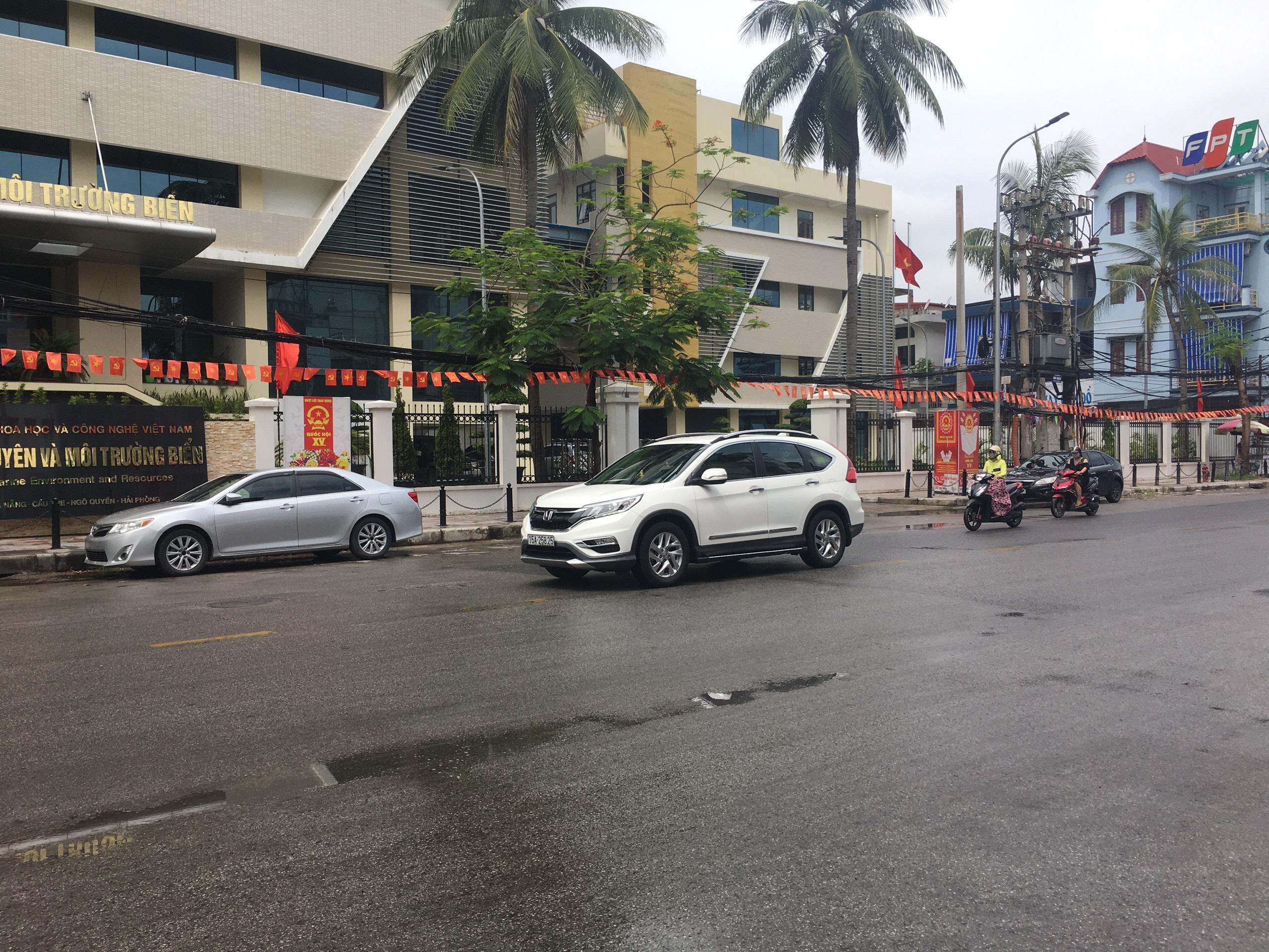 Bán nhà 4 tầng xây độc lập, mặt ngõ đường Đà Nẵng, Ngô Quyền, Hải Phòng