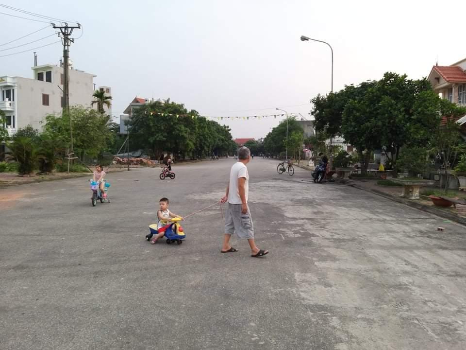 Bán GẤP 5 lô đất mặt đường TĐC Đồng Giáp, Hải An, Hải Phòng