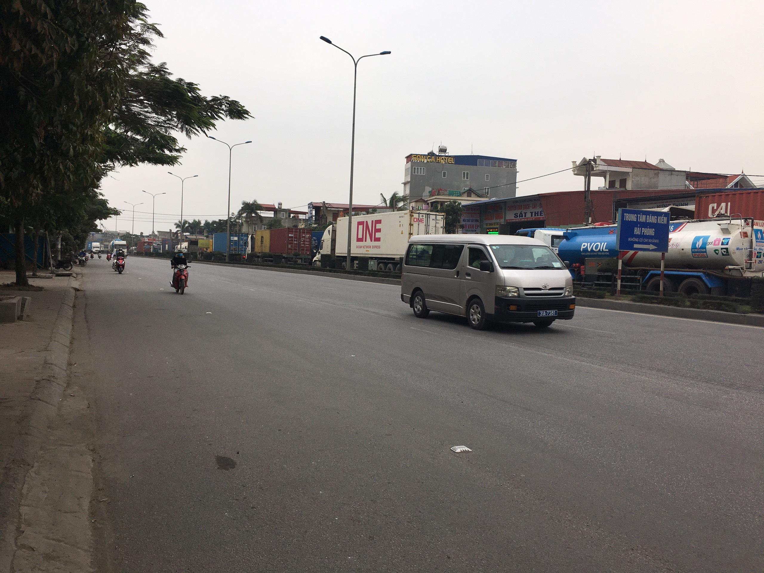 Chuyển nhượng lô đất mặt đường tuyến 2 đường bao Trần Hưng Đạo, Đông Hải 2, Hải An, Hải Phòng.