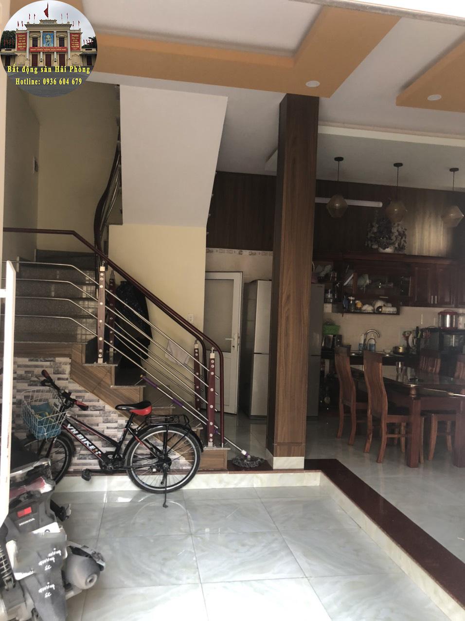 Bán nhà 4 tầng mặt ngõ đường Phương Lưu, Đông Hải 1, Hải An, Hải Phòng
