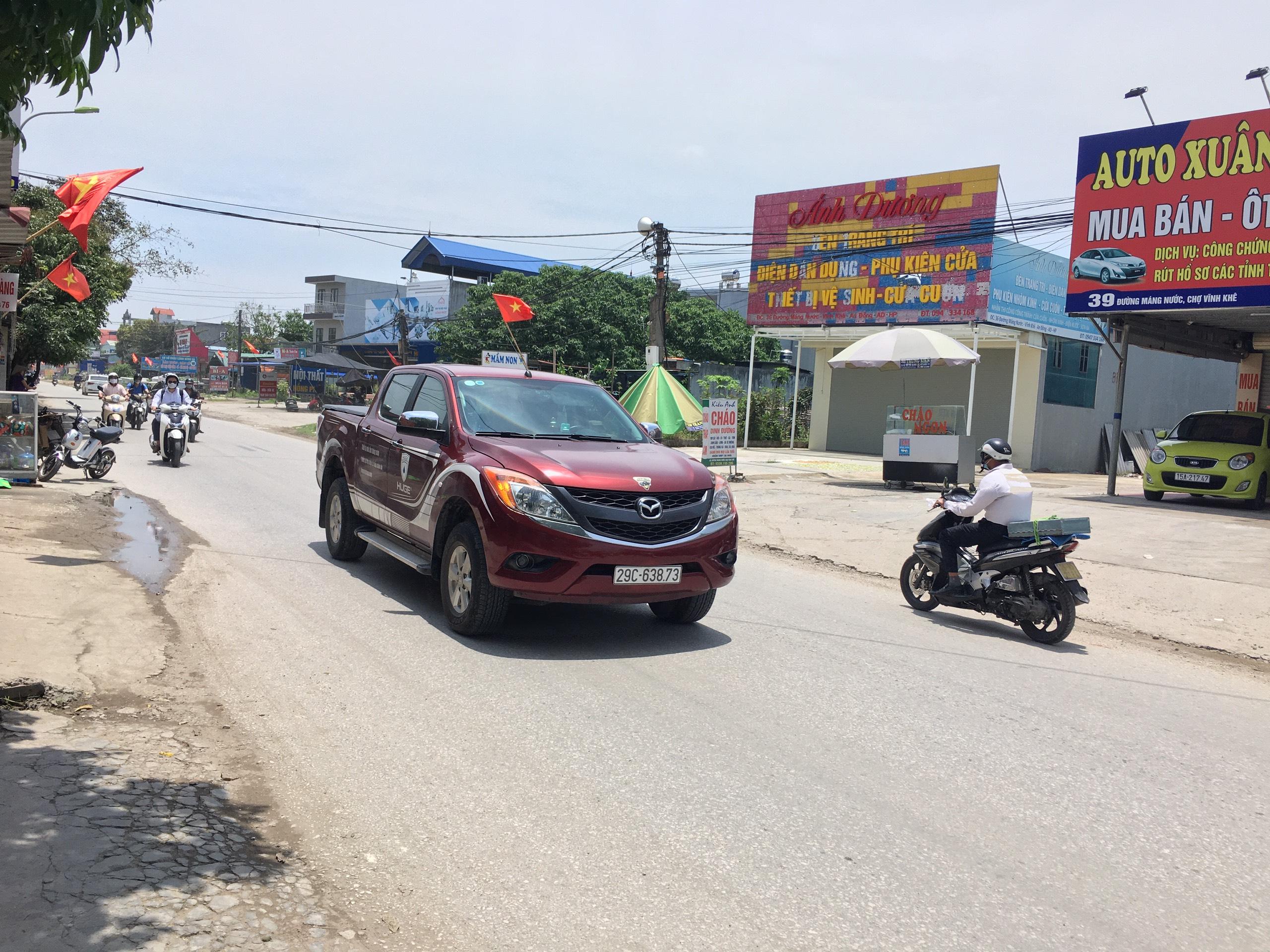 Bán GẤP nhà cấp 4 mặt đường máng nước Vĩnh Khê, An Đồng, An Dương, Hải Phòng.