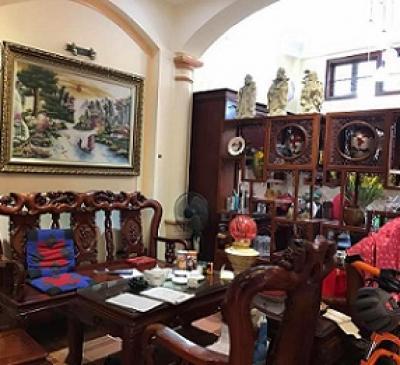 Kinh doanh tốt, nhà 2 mặt ngõ ô tô Nguyễn Chí Thanh 62m2 chỉ 150tr/m2 LH: 0965041412