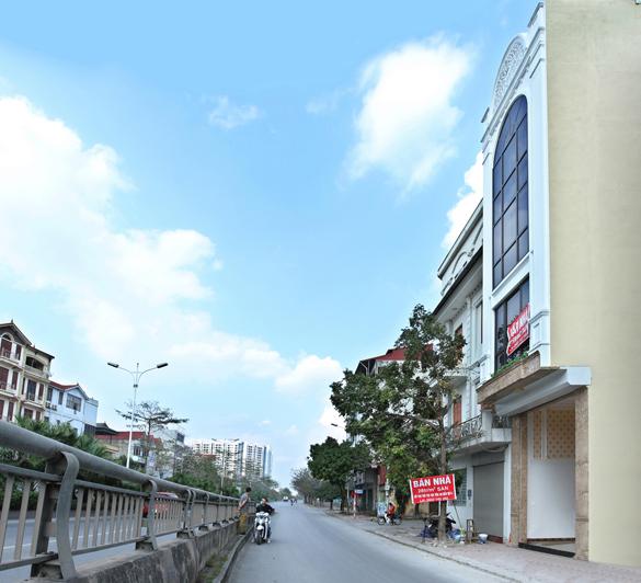 Bán nhà mặt phố quận long biên, bán nhà mặt tiền, bán nhà mặt phố 57m2 6 tầng + tum + th máy