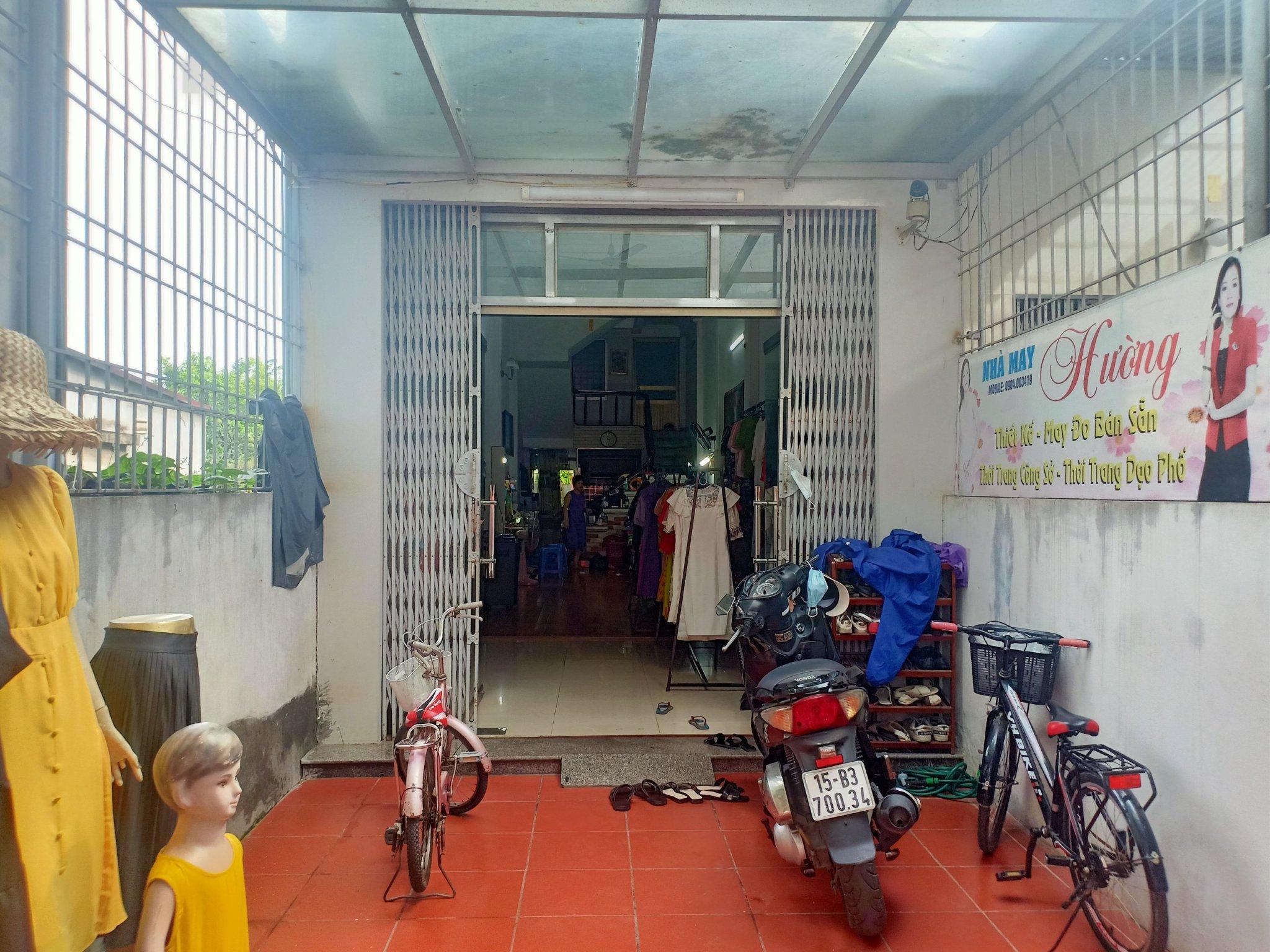 Bán nhà 3 tầng đẹp mặt đường 208 An Đồng, An Dương, Hải Phòng.