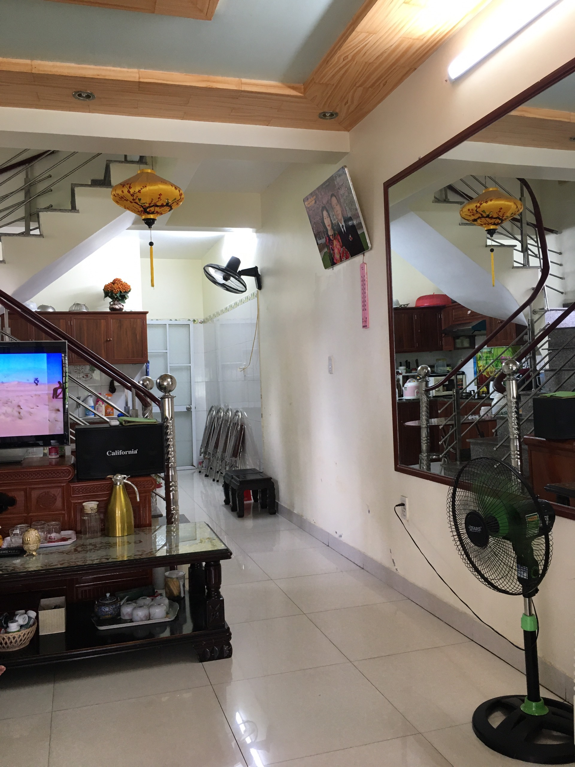 Bán nhà 4 tầng mặt ngõ 4m đường Đà Nẵng, Ngô quyền, Hải Phòng
