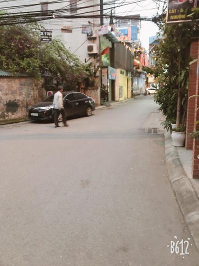 Bán nhà ngõ 42 Trần Cung**- 52m2 -5 Tầng, ngõ ÔTÔ, gara, Phân lô**- 7,7 TỶ