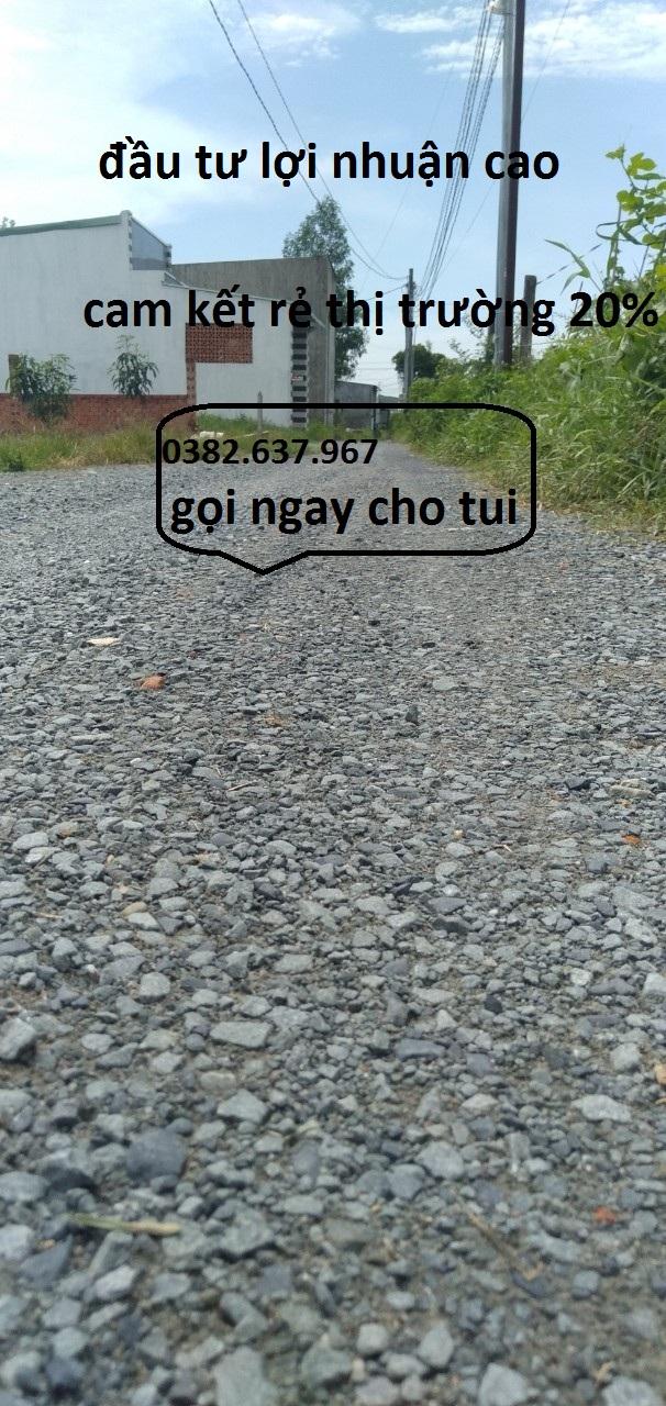 cơ hội cho công nhân muốn mua đất xây nhà ở gần cty changsin
