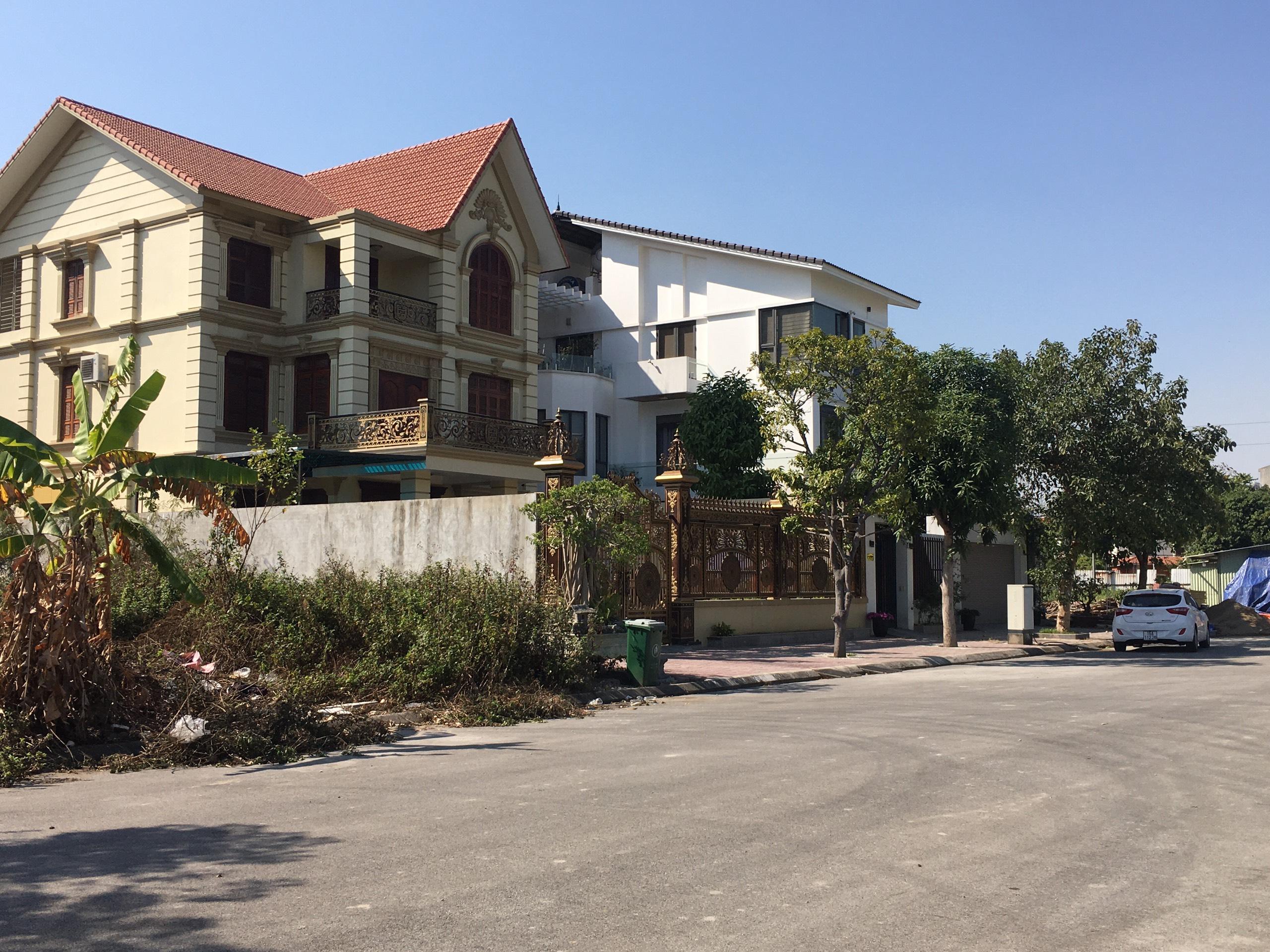 Chuyển nhượng lô đất biệt thự 2 mặt tiền khu TĐC Kiều Hạ, Đông Hải 2, Hải An, Hải Phòng