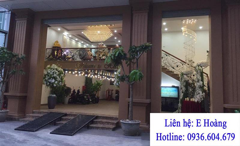 Cho thuê khách sạn cao cấp 6 tầng tuyến 2 Ngô Gia Tự, Thành Tô,  Hải An, Hải Phòng.