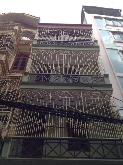 Cho thuê nhà phố Lê Trọng Tấn: 55m2x4T, KD, ô tô và nhà