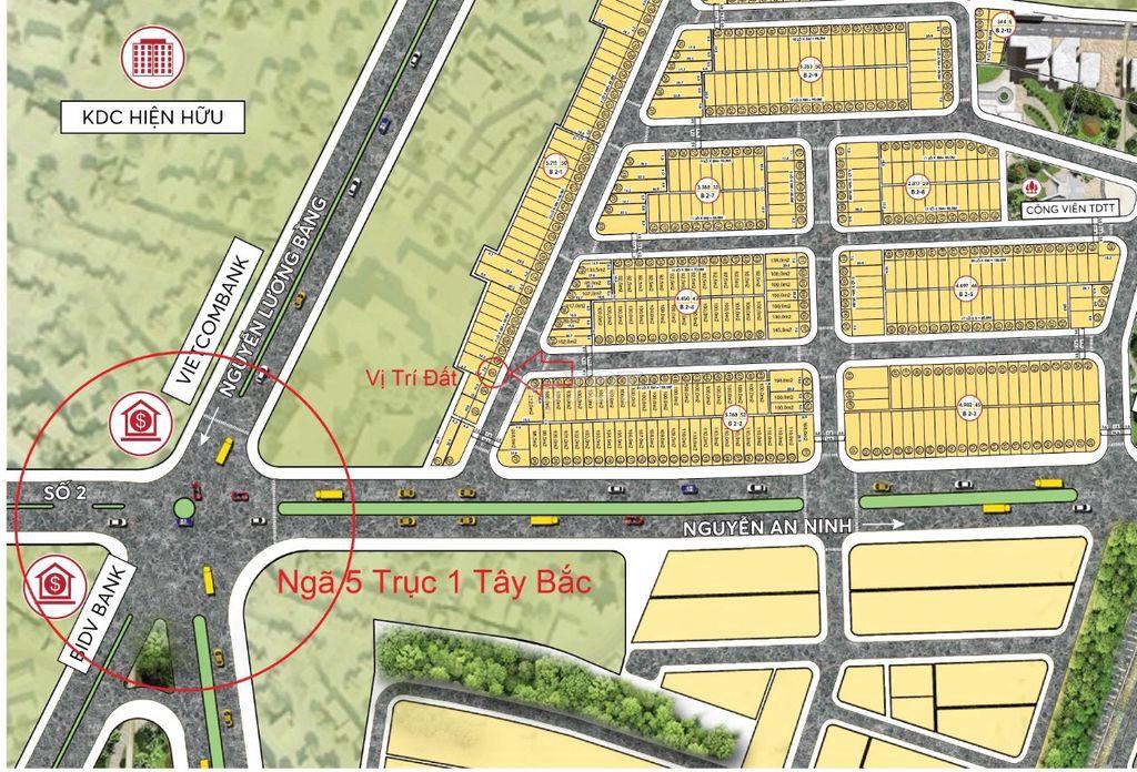 CẦN BÁN,Đông Nam Bàu Mạc 20 thuận tiện ở và đầu tư- 89.5 m2