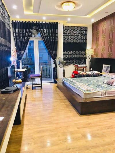 Nhà 4 tầng 3 mê , 2 Mặt Tiền Trần Cao Vân - TP Đà Nẵng . Kinh doanh đắc địa