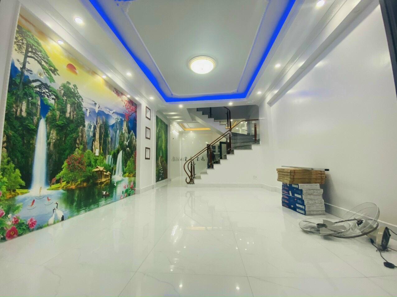 Bán gấp nhà 4 tầng mặt ngõ đường Bùi Thị Từ Nhiên, Đông Hải 1, Hải An, Hải Phòng.