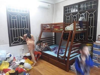 Gần Ngã tư sở, lô góc, nhà Vương Thừa Vũ, Thanh Xuân 34m2 chỉ 2,7tỷ. LH: 0965041412