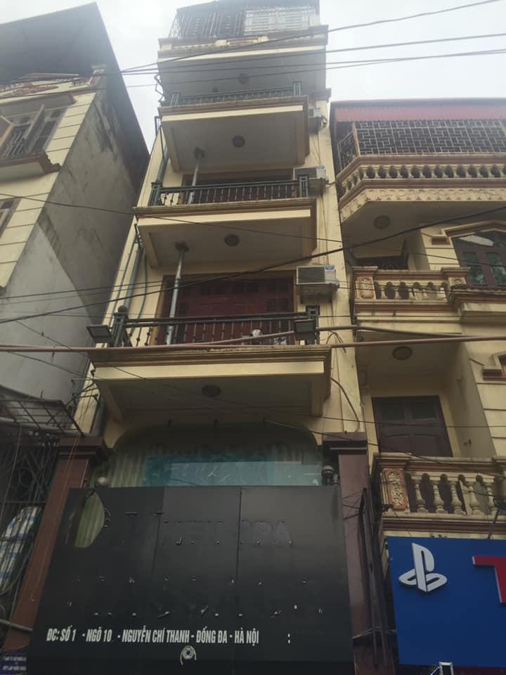 Nhà đẹp Nguyễn Chí Thanh 12.5 tỷ