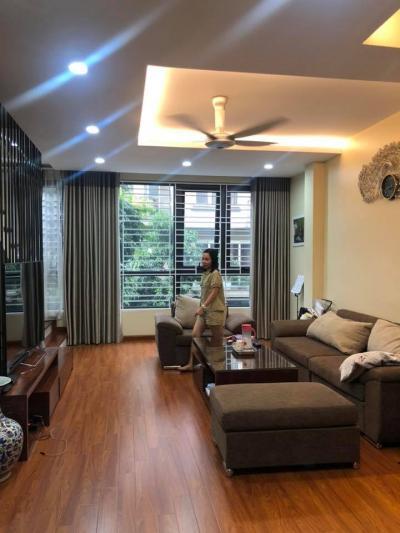 Bán nhà mới Phố Thanh Bình, Hà Đông, 50m2x5T, mt 5m, gara ô tô, vỉa hè, kinh doanh, 7.5 tỷ.