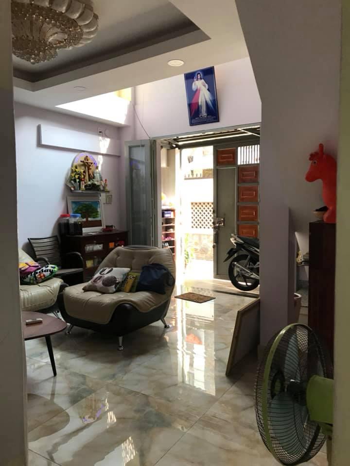 Bán gấp nhà Hẻm 62 đường Trương Công Định, Quận Tân Bình, 85m2, HXH giá chỉ 8,5 tỷ (TL).
