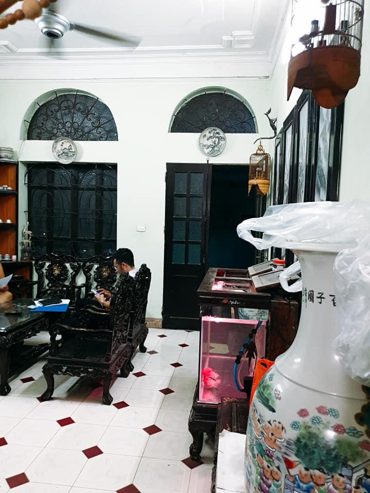 Bán nhà phố Kim Hoa, lõi Đống Đa, ngõ xe ba gác, 50m2, giá chỉ 3.7 tỷ.