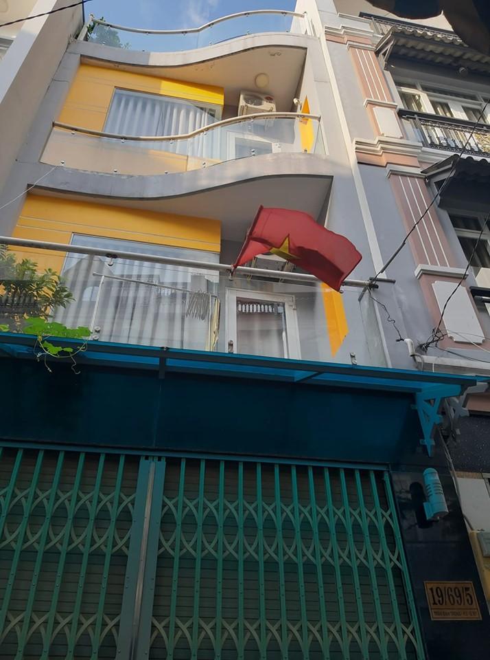 Bán nhà phường 15 Tân Bình 6.5 tỷ (thương lượng), đường Phạm Văn Bạch, hẻm 7m .