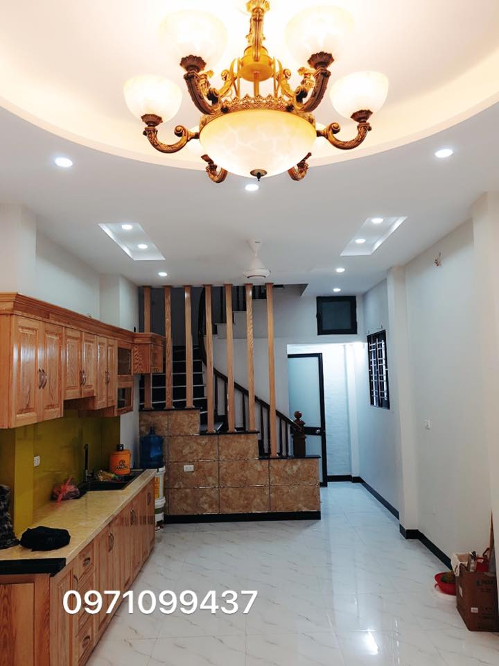 Bán nhà mới đẹp Đường 19/5, 36m2x5T, lô góc sáng thoáng, gần KĐT Văn Quán, 3.15 tỷ TL.