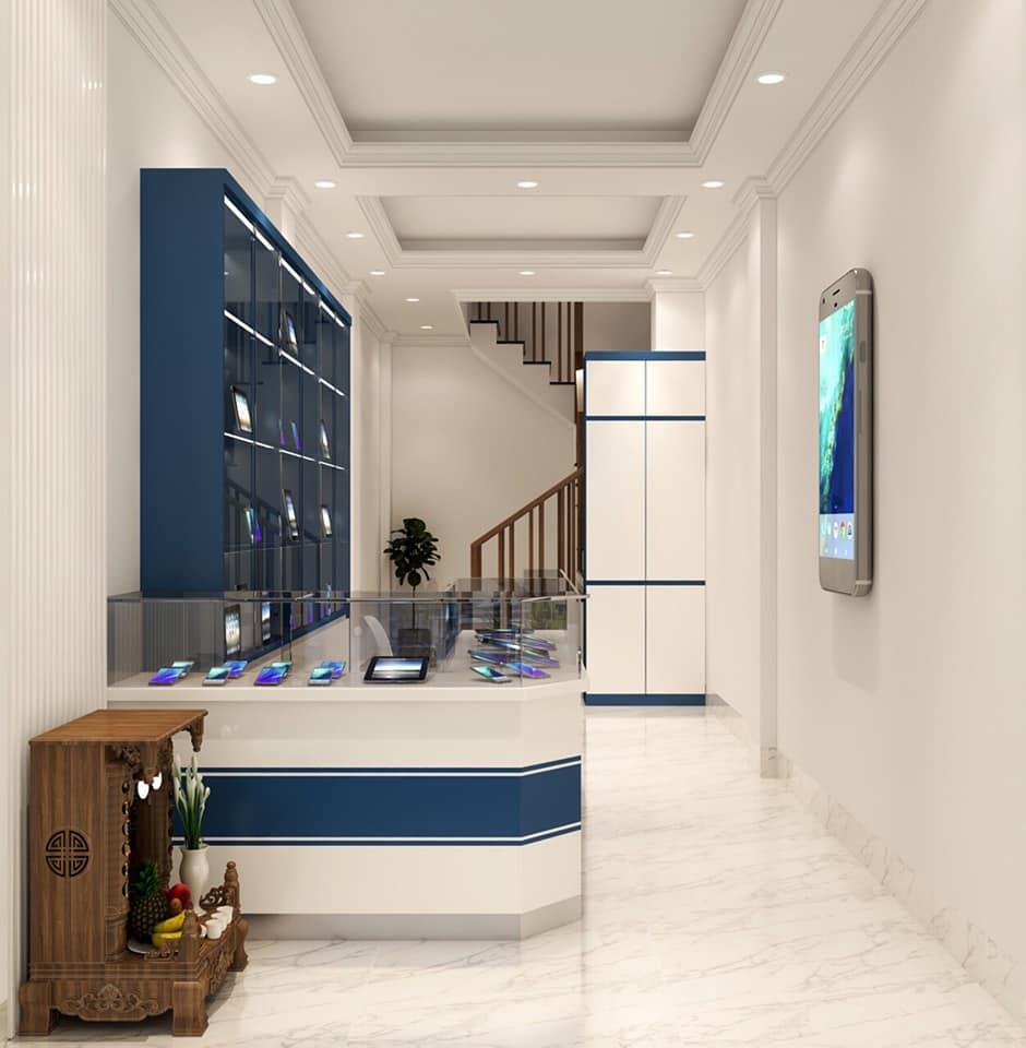 Nhà mặt phố Hai Bà Trưng, vỉa hè to, K/Doanh, 25m2x4T, giá 6.2 tỷ, SĐCC.