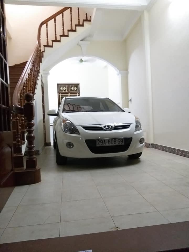 Hiếm lắm! Trung tâm Ba Đình, ở luôn, ô tô, k/doanh 45m2x5T, giá 8.3 tỷ.