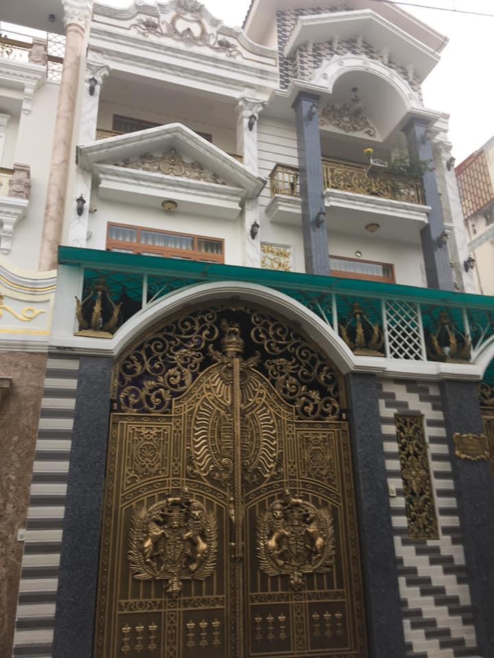 Bán gấp nhà 1T2L , 4x17, Lưu Chí Hiếu,phường Tây thạnh, Quận Tân Phú, HXH.